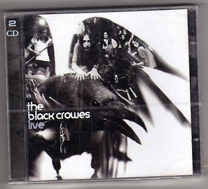 THE-BLACK-CROWES-039-Live-039-2002-double-cd-SIGILLATO-SEALED