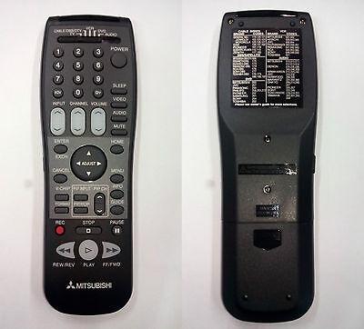 Mitsubishi Tv Remote Control For Ws-48313, Ws-48315, Ws-5...