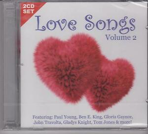 LOVE-SONGS-VOLUME-2-VARIOUS-ARTISTS-on-2-CDs-NEW