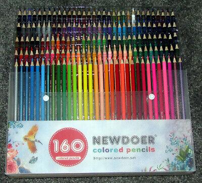 Newdoer 160 Colored Pencils  Best for Artists, Comics, Art, Adult