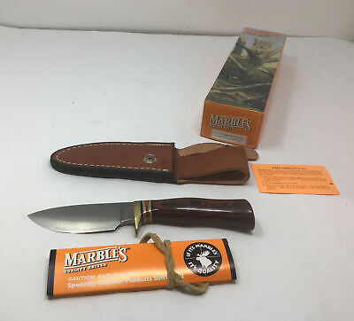 NEW Marbles Knife 72342500 Cocobolo/ Gamegetter Hunting USA Free Ship