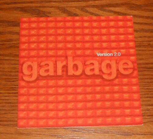 Garbage Version 2.0 Sticker Square Promo 4.5x4.5