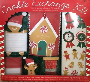 Cookie Exchange Party Kit