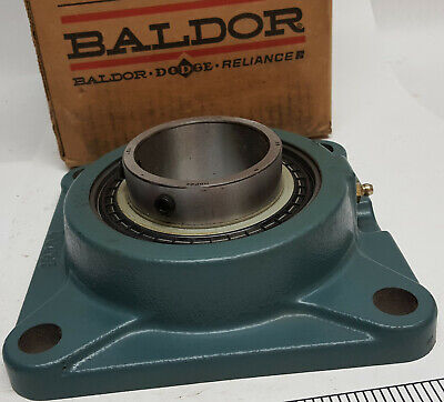 Baldor Dodge 124213 F4bsc115 4 Bolt Flange Pillow Block Bearing 1-1516 Shaft