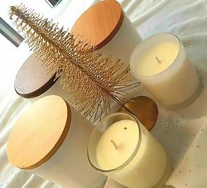 Soy candles Christmas gifts Casula Liverpool Area Preview