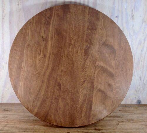 Ethan Allen Heirloom Wood Maple Nutmeg Lazy Susan Serving Turnable Top