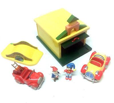 Popular Kids TV Enid Blyton NODDY Garage Playset Toy figures & Vehicle Cars