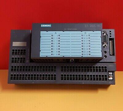 SIEMENS SIMATIC S7 6ES7 131-1BL12-0XB0 ET 200L-SC 6ES7131-1BL12-0XB0 PLC MODULE