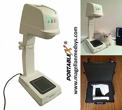 NEW NOVEL, PORTABLE RADIOGRAPHY DEVICE FOR MEDICAL & VETERINARY POINT OF CARE TESTS