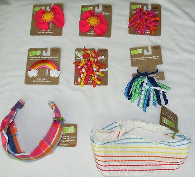 Crazy 8 Spring Break 2011 hair accessories UPICK headband clips rainbow sunshine](Rainbow Sunshine)