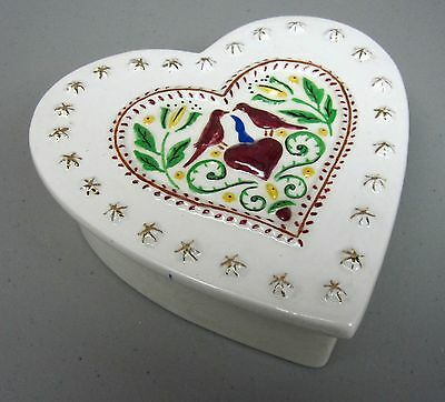 Cabochon 40mm Hearts Set 4 Pink Clear White Cast Glass 1.5 inch Heart Art Tile Gem