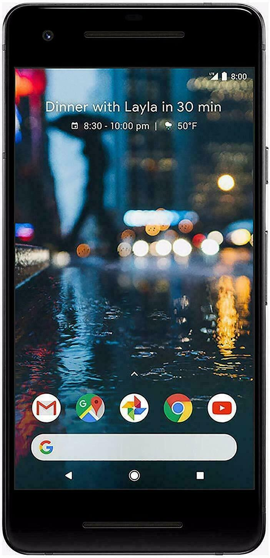 Android Phone - Google Pixel 2 64GB, Fully Unlocked CDMA + GSM, 4G LTE Smartphone