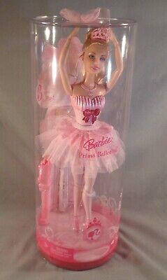 Rare Barbie Prima Ballerina Doll 2008 #M8768 Spin Works Barbie Prima Ballerina Doll