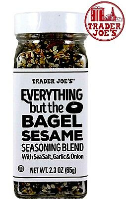 Trader Joe's Everything but the Bagel Sesame Seasoning Blend Joe's Spices