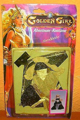 Golden Girl Abenteuerkostüm Abendkleider OVP ungeöffnet Zubehör Outfit Galoob