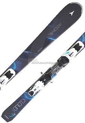 Atomic Cloud Seven Allmountain Alpin Skiset Damen Ski Schi 14/15