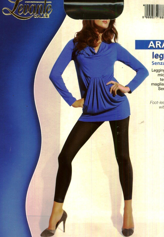3 Leggings Pantacollant Donna SWALLOM C236 Nero S//L L//XL XL//XXL