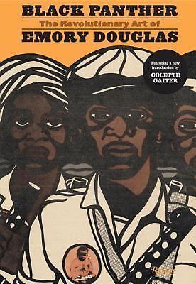 Купить Black Panther: The Revolutionary Art of Emory Douglas by Emory Douglas (English)
