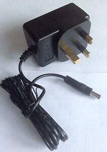 Electric Car Bike 12 Volt 1000ma Lead Acid Battery Charger 12v UK 240v Male Plug