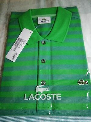 Lacoste polo shirt size 3 New 100% Authentic BNWT 100% GENUINE RRP £79.99