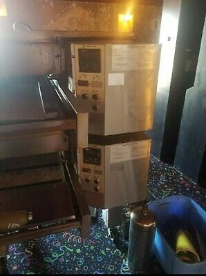 Middleby Marshall Ps536e Double Stack Pizza Oven 3ph Electric Rebuilt