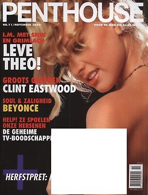 Dutch Penthouse magazine 2005-11 Lilly, Nicole, Ashley Roberts, Suze Randall segunda mano  Embacar hacia Argentina