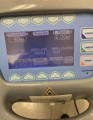 Cynosure Smartlipo 6w Laser Body Is Cracked