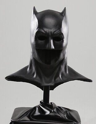 "Batman v Superman Justice League BvS Dark Knight Inspired Cowl Mask 24"" Sizing"