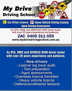 Driving school , hurry bargain 2 hour lesson $75 call NOW Bankstown Bankstown Area Preview