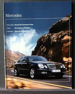 MERCEDES Magazine-Summer 2006 - E-Class, R-Class, SL