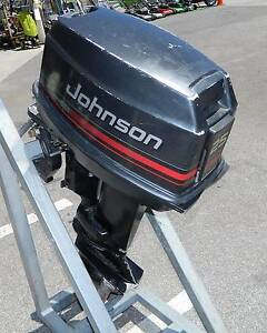 25HP Johnson Outboard Motor !!! Woodville South Charles Sturt Area Preview