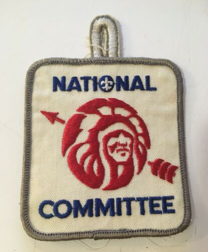 National Committee of The Order of the Arrow (2nd Issue 1975)