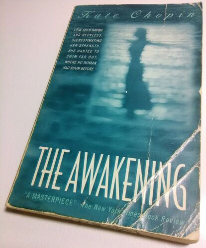 The Awakening By Kate Chopin excellent Overall Women s Literature, Feminism - $5.76