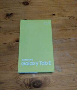 Samsung tab E LTE