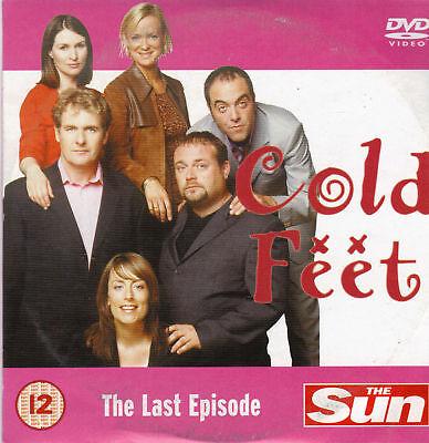 COLD FEET - THE LAST EPISODE - SUN PROMO DVD - Halloween Episodes Tv Shows