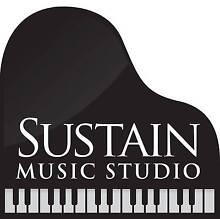 Sustain Music Studio Red Hill Brisbane North West Preview
