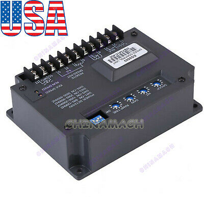 New Eg2000 Universal Electric Generator Governor Engine Speed Controller