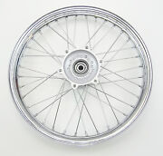 Honda Rebel 250 Wheel