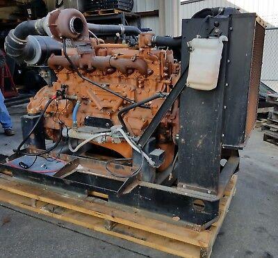 Generac Ek130 Hino Diesel Engine