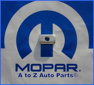 1997-2006 Jeep Wrangler Tj Hardtop Retaining / Fastener Nut, Mopar