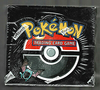 POKEMON 1ST EDITION TEAM ROCKET FACTORY SEALED BOOSTER BOX MINT+++ CONDITION