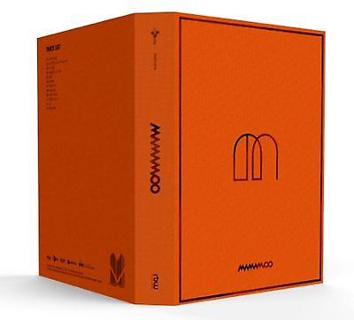K-POP MAMAMOO 1st Album [MELTING] CD + Photocard + Photobook Sealed Music CD