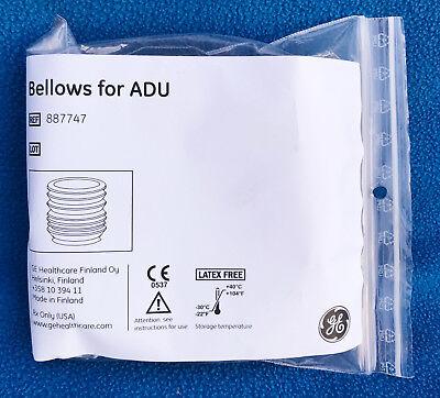 Ge Bellows For Adu Datex Ohmeda Anesthesia Machine - Model 887747 - New