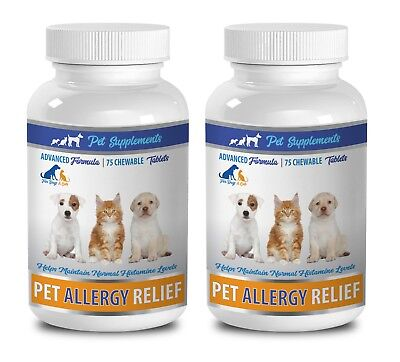 immune system dog treats - ALLERGY RELIEF FOR DOGS AND CATS 2B- dog vitamin