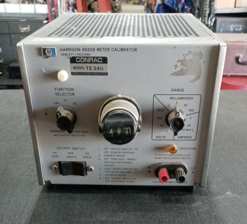 HP Harrison 6920B Meter Calibrator