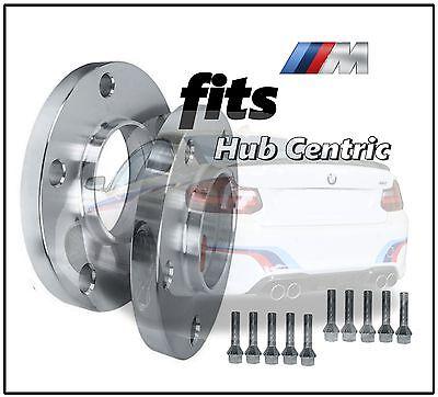 2x BMW Hub Centric Wheel Spacers 15mm | E36 E46 E61 E90 E91 M3 328i 330i 335i
