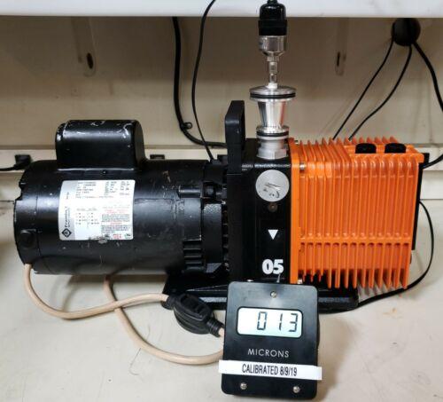 Alcatel 2005 Vacuum pump    VPC SALES