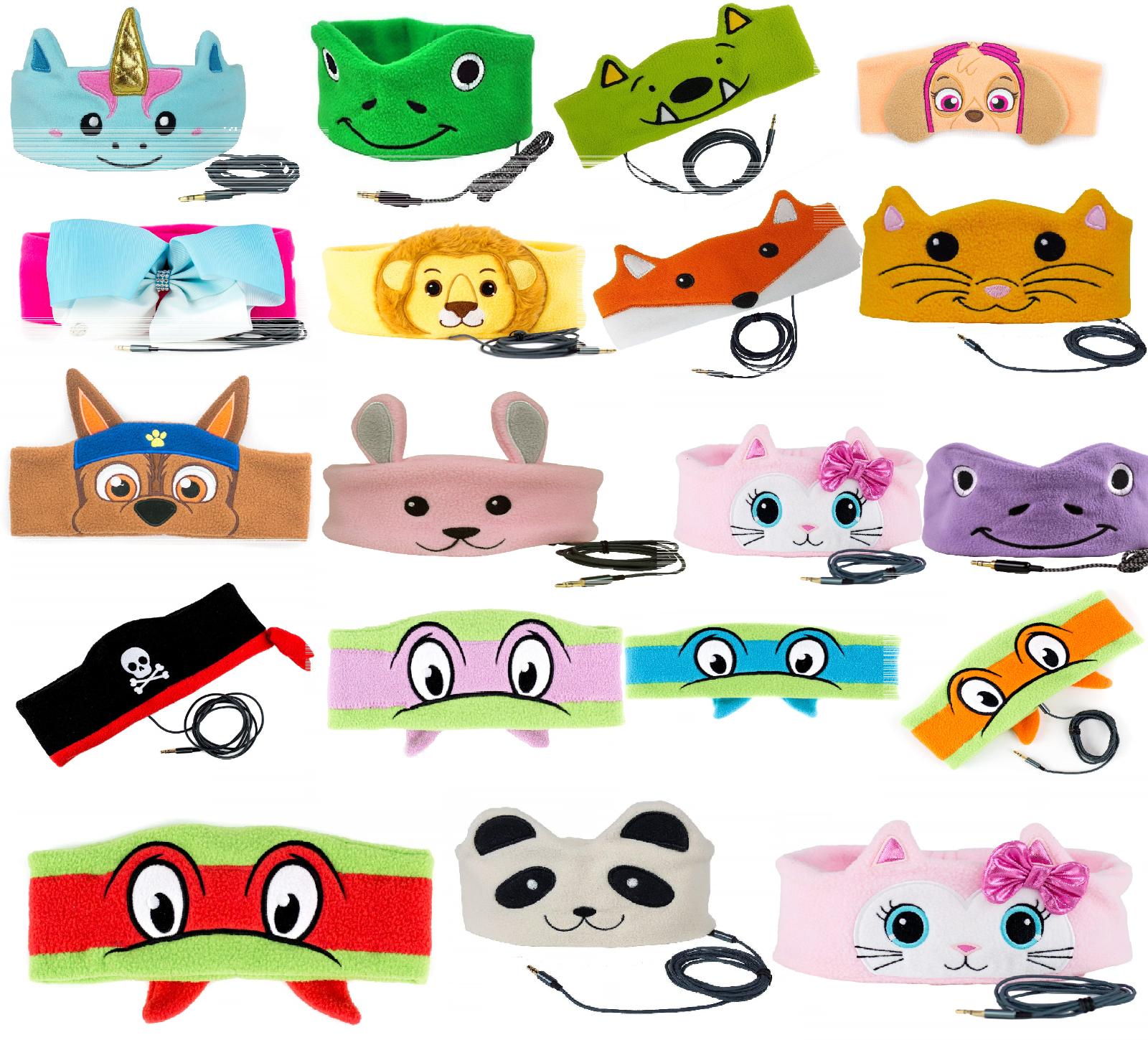 Paw Patrol Kids Headphones by CozyPhones - Volume Limited wi