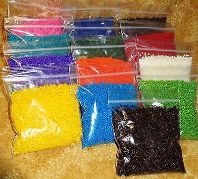 Sprinkles,Jimmies,3 oz.Edible Cupcake,Cookie,Cake,Topping,DecoPac,Assorted (Sprinkle Assortment)
