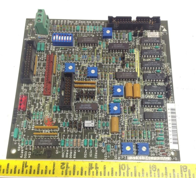 GE FANUC INTERFACE PCB CIRCUIT BOARD F31X134EPRBAG1 *PZB*